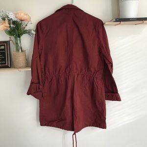 Forever 21 Jackets & Coats - Cool utility jacket